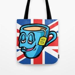 High Tea Tote Bag