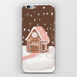Sweet Home iPhone Skin