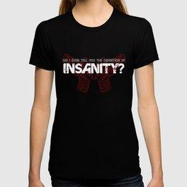 Farcry 3 Butterfly Gun Insanity T-shirt