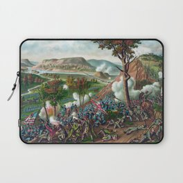 Battle of Missionary Ridge -- Civil War Laptop Sleeve