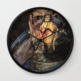 Garrus Wall Clock