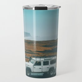 Defender on the Road Travel Mug