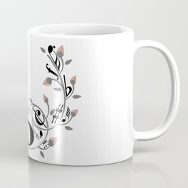 Music swirl Coffee Mug
