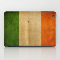 ruben ireland iPad Cases featuring Ireland by NicoWriter
