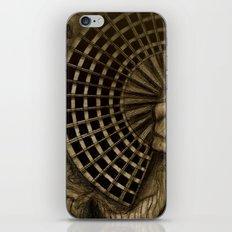 Erosion (Color Variant) iPhone & iPod Skin