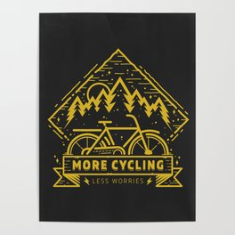 More Cycling Again Poster
