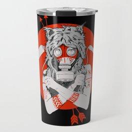Lady of the Wild Travel Mug