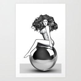 artRAVE ARTPOP Art Print