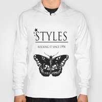 harry styles Hoodies featuring Styles by 90's Class