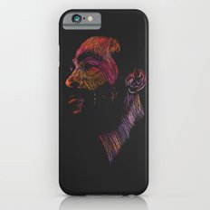 Marvin Gaye Color version iPhone 6s Slim Case