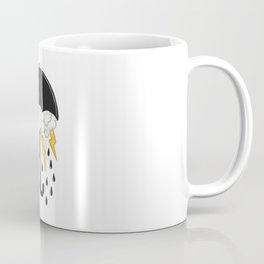 Umbrealla Storm Coffee Mug