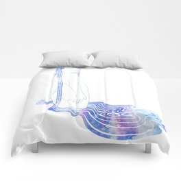 Water Nymph LXXIII Comforters