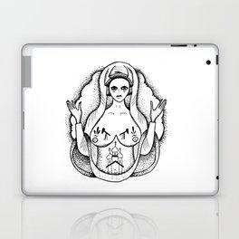 Russian Tattoes # 1 Laptop & iPad Skin