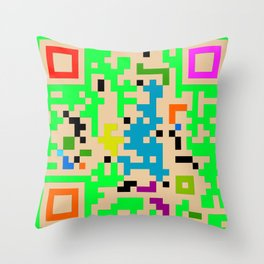 CODA Throw Pillow