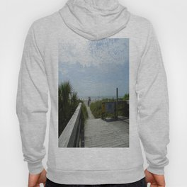 Path To The Beach Hoody