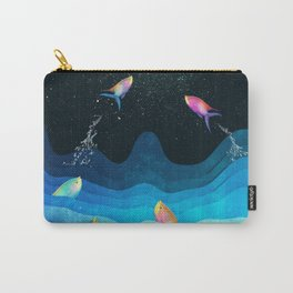 Come to reach the stars Carry-All Pouch