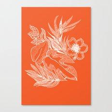 Hawaiian-Spring  Canvas Print