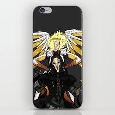 heroes never die iPhone & iPod Skin