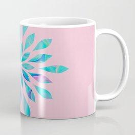 Watercolor Burst Cotton Candy Coffee Mug