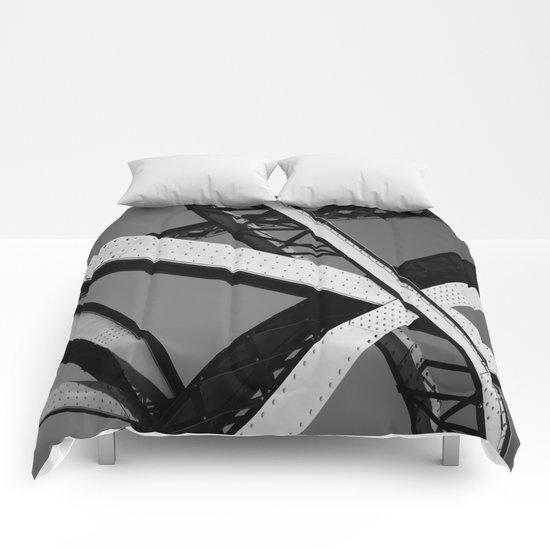 Bridge Structure Comforters