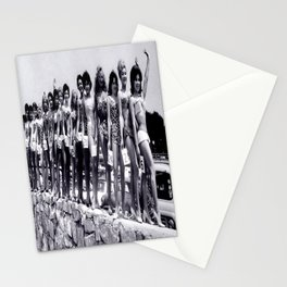 Miss Festival de Cannes 1956 Stationery Cards