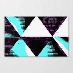 ACCOMODATED Canvas Print
