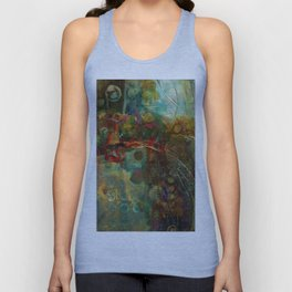 Fall to Winter Unisex Tank Top