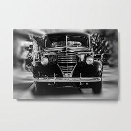 American Classic Car Metal Print