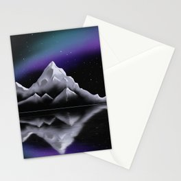 Silent Skies Stationery Cards
