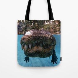 Jurassic Smile Tote Bag