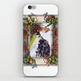 The Creation of Awesome iPhone Skin