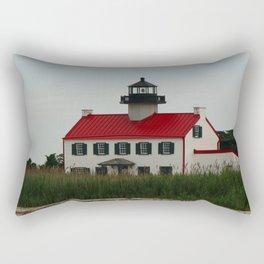 East Point Lighthouse Rectangular Pillow
