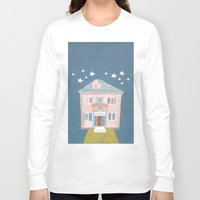 starry night Long Sleeve T-shirts featuring starry night by ARTION