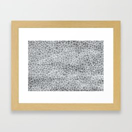 Deficiency Framed Art Print