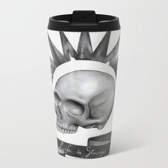 Life is Strange Metal Travel Mug