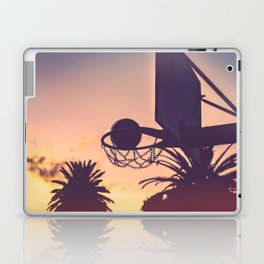 basketball hoop 1 Laptop & iPad Skin
