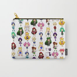 Fighting Evil by MOONLIGHT Carry-All Pouch