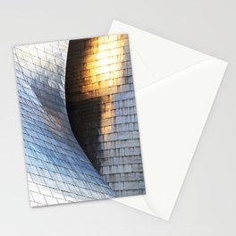 Scales of light Stationery Cards