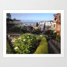 San Francisco Art Print
