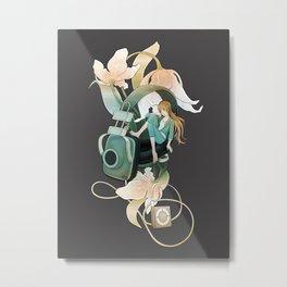 Thumbelina Metal Print