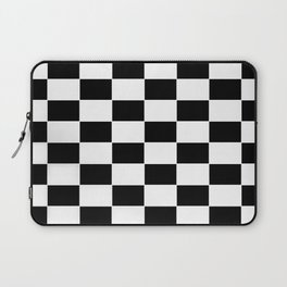 Checkerboard pattern Laptop Sleeve