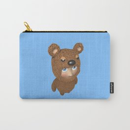 Furry baby Carry-All Pouch