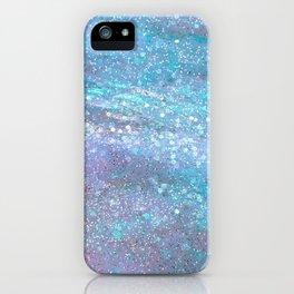 Iridescent Glitter iPhone Case