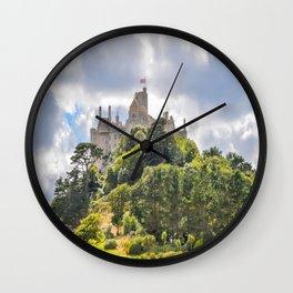 St Michael's Mount (3) Wall Clock