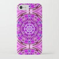 carousel iPhone & iPod Cases featuring Carousel by Elena Indolfi