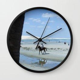 Jericoacoara Wall Clock