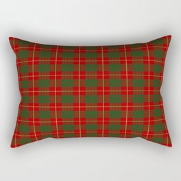 CAMARON TARTAN #1 Rectangular Pillow