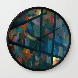 Spectrum 3 Wall Clock