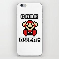 Game Over! iPhone & iPod Skin