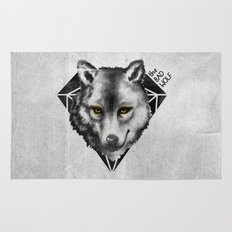 The Bad Wolf Rug